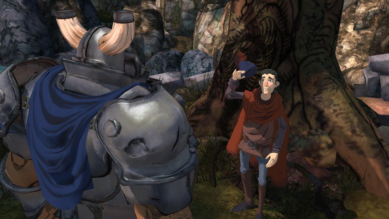 Kings Quest - A Knight to Remember