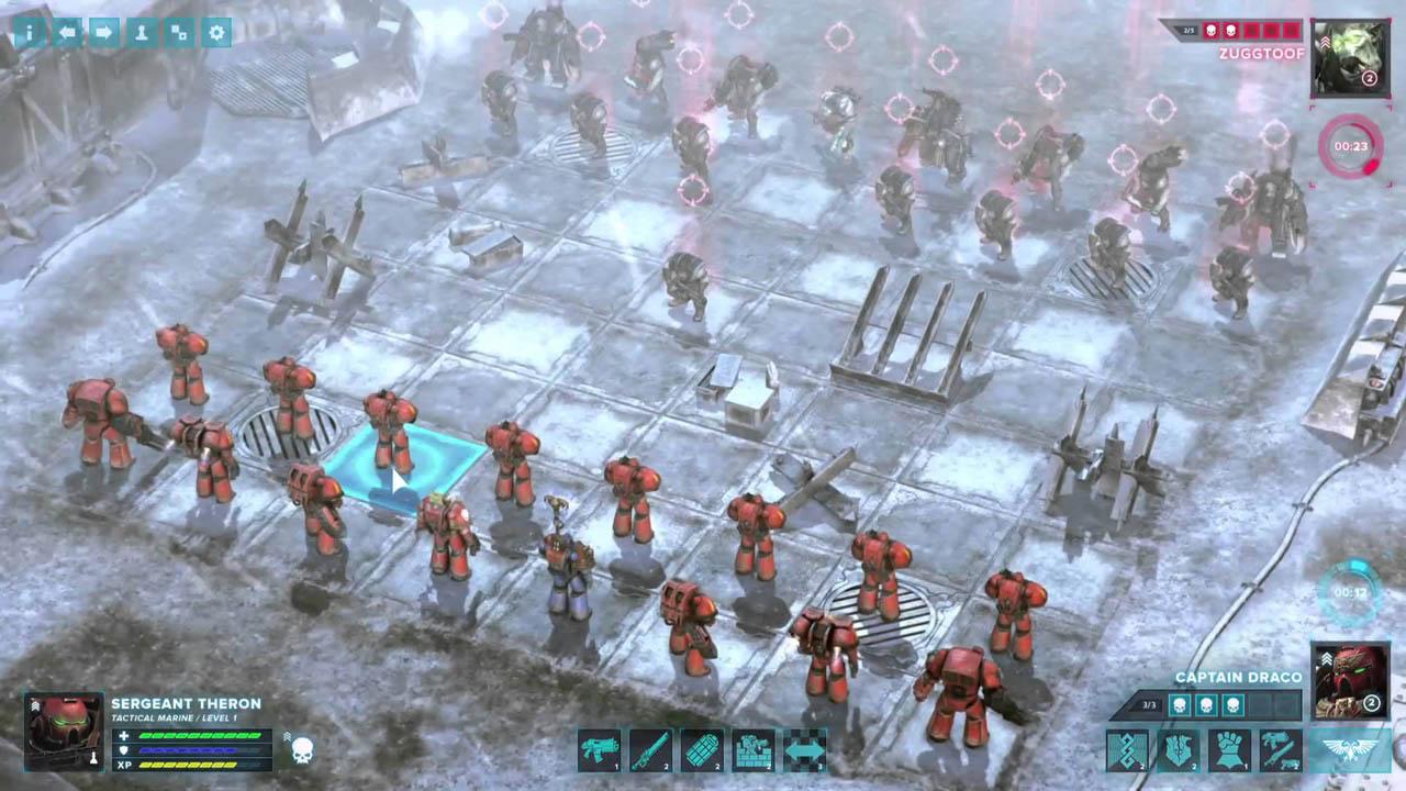 Warhammer 40000 Regicide