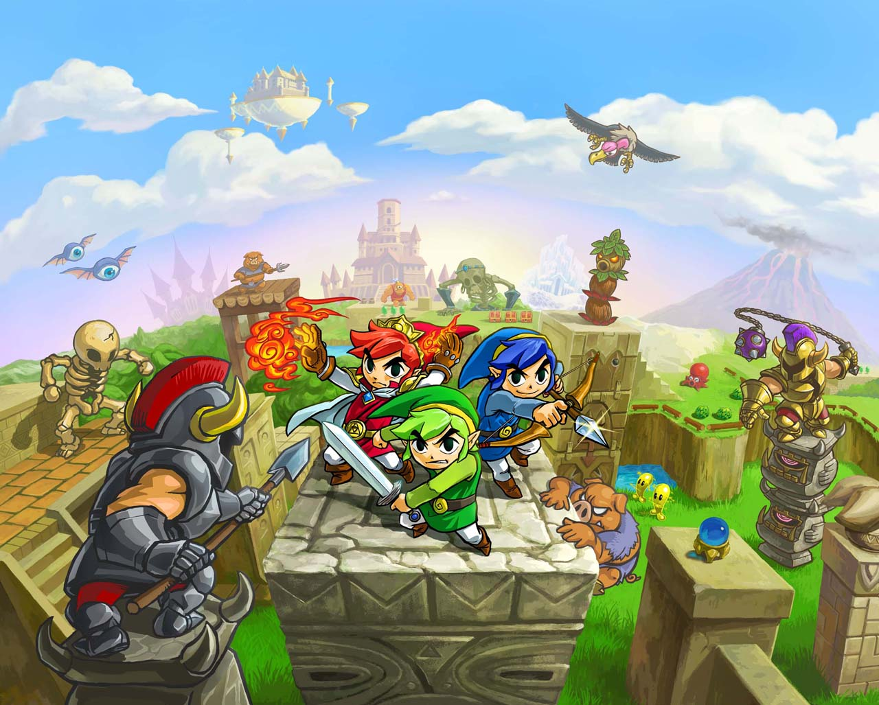 The Legend of Zelda Tri Force_ Heroes illu (1)