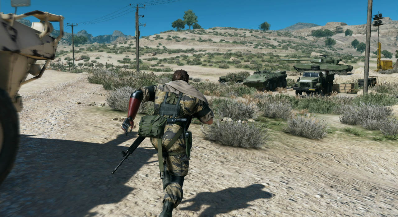 MGS 5: The Phantom Pain