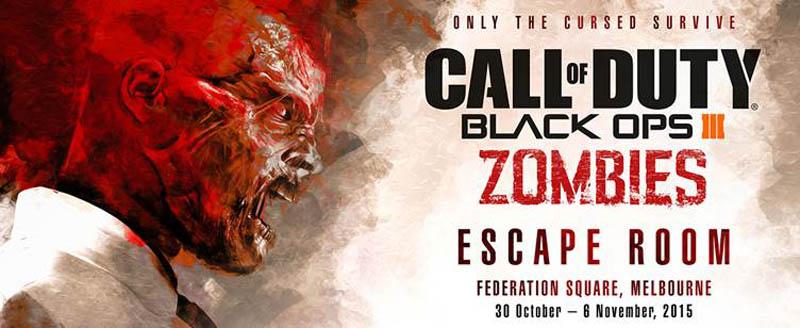 Black Ops Escape Room