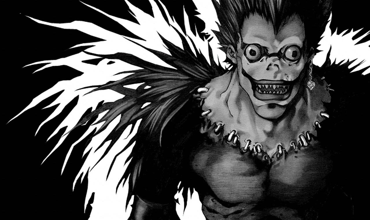 Death Note - A Tale of Light vs Dark