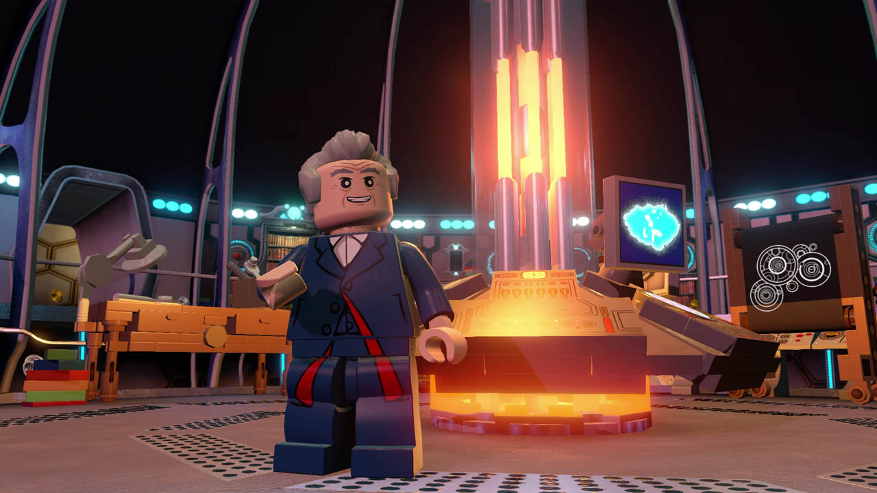 LEGO Dimensions Dr Who