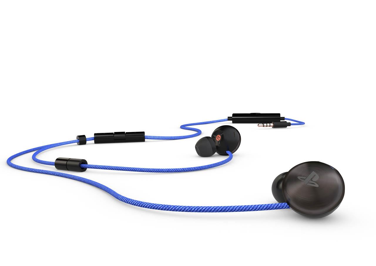 PS In-Ear Headphones