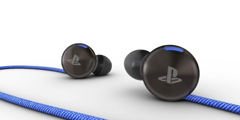 PS In-Ear Headphones