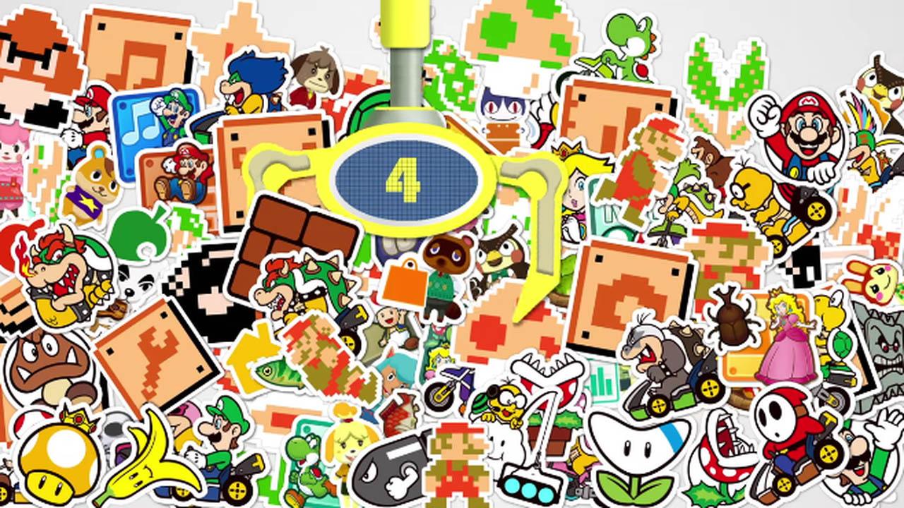 Nintendo Bage Arcade