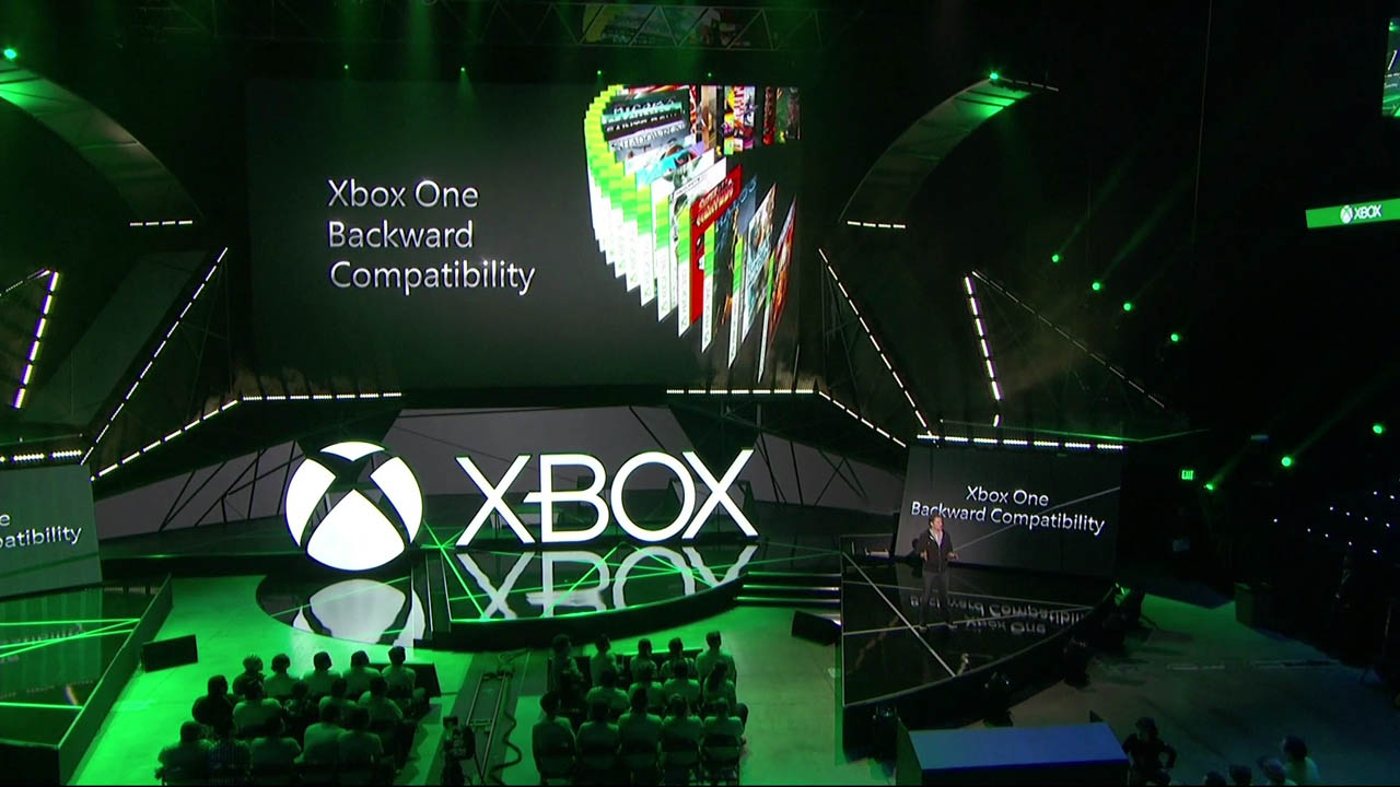 Xbox One Backwards Compatibility Announcement
