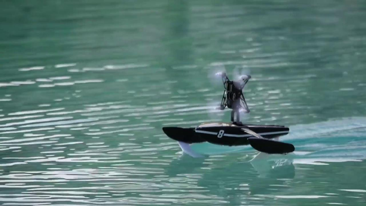 Parrot Minidrone Hydrofoil Review Stg Minidrones Drone Orak