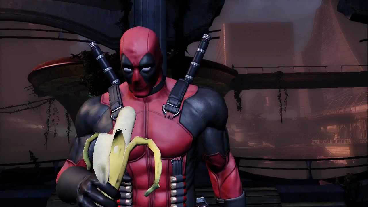 Deadpool The Videogame