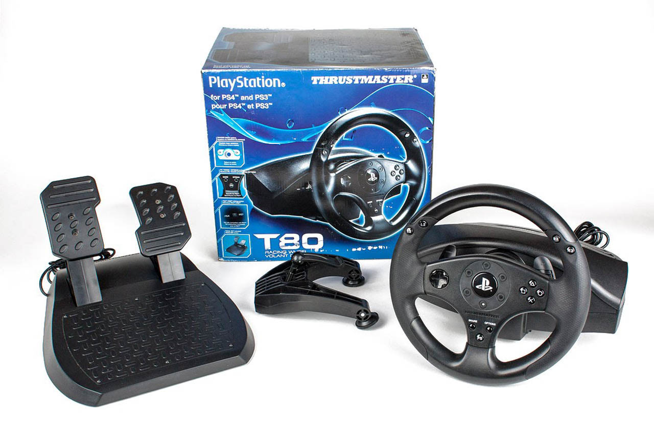 Thrustmaster T-150 Review – STG
