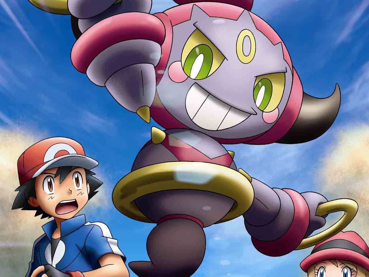 Pokemon Hoopa and the Clash of Ages