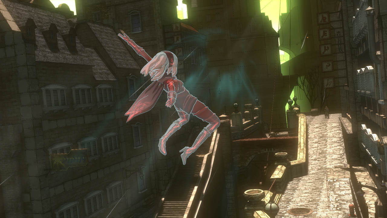 Gravity Rush PS4