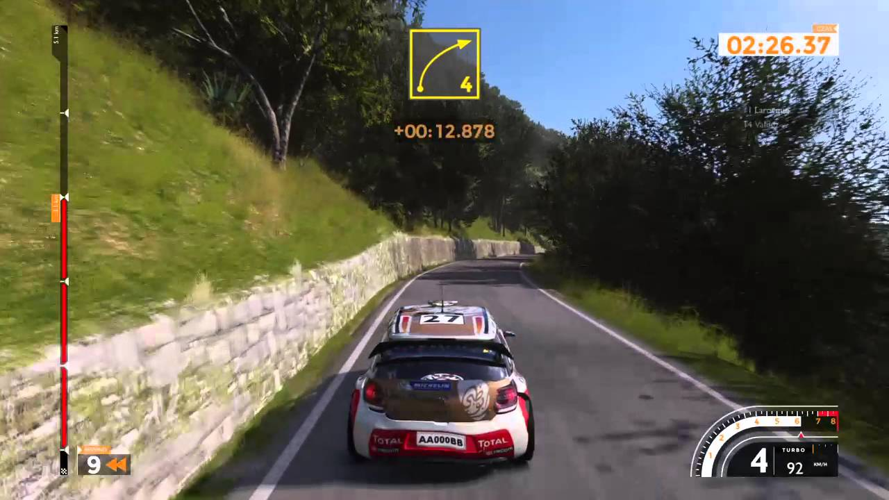 Sebastein Loeb Rally EVO