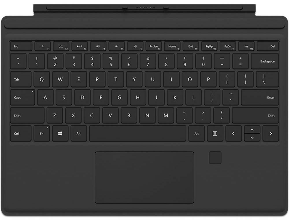 Surface Pro Finder Print ID Cover