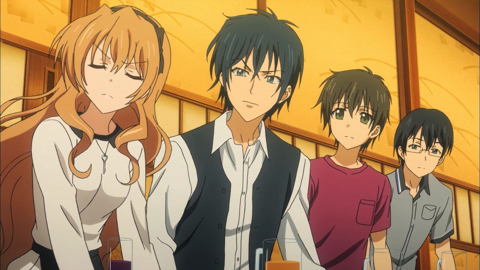 Golden Time (Madman – 2016) Review – STG