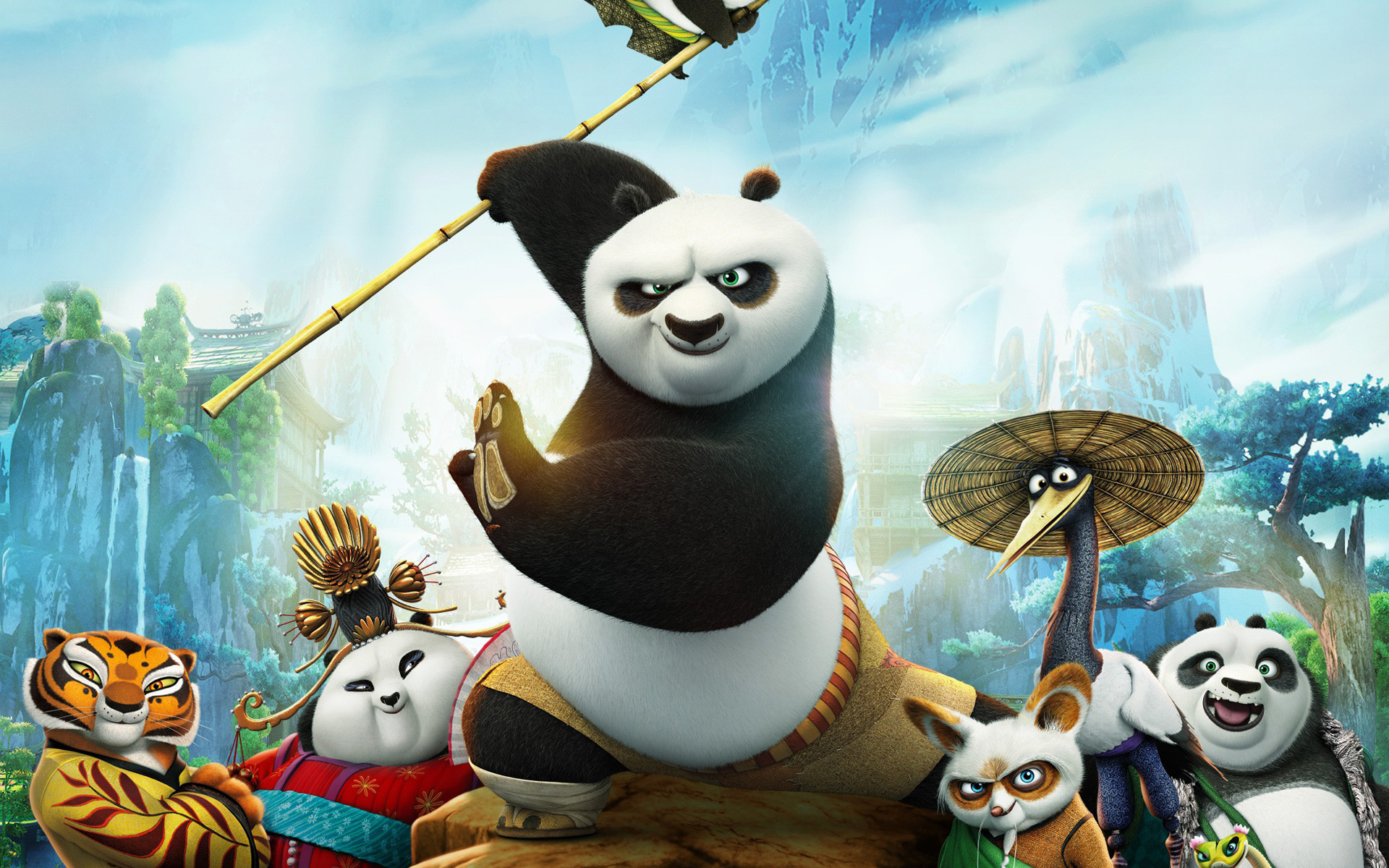 kung-fu panda 3 torrent