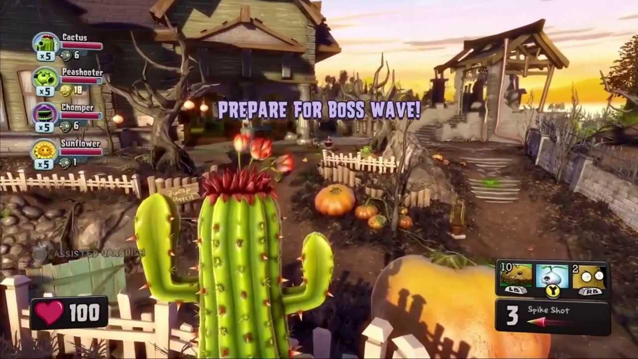 Plants vs  Zombies: Garden Warfare 2 (Xbox One) Review – STG