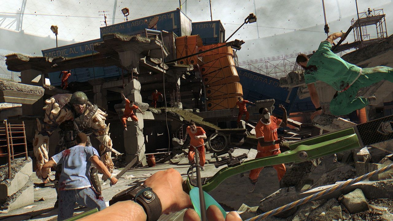 Dying Light: The Following – Enhanced Edition Review – STG