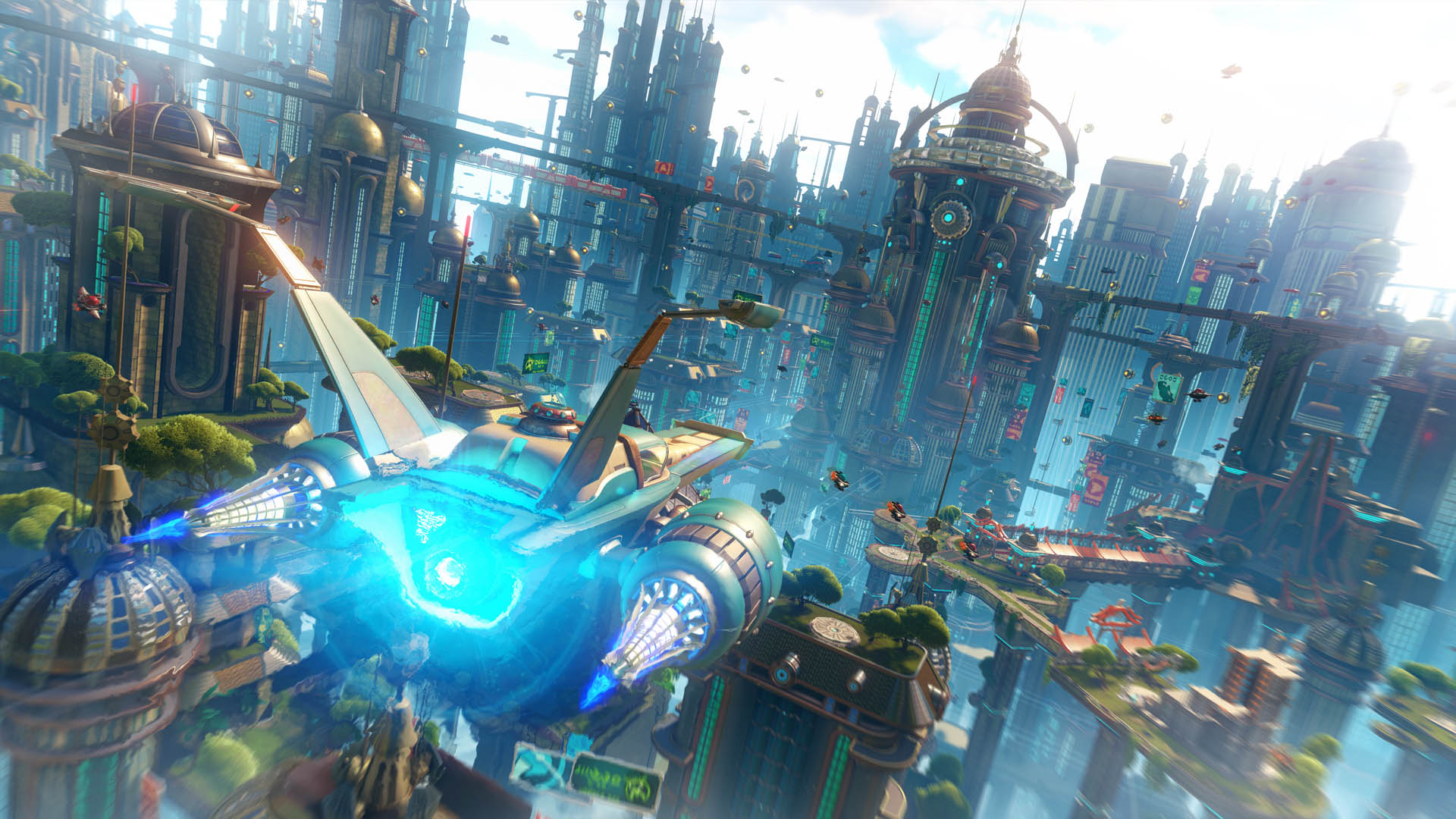 Ratchet and Clank Remaster