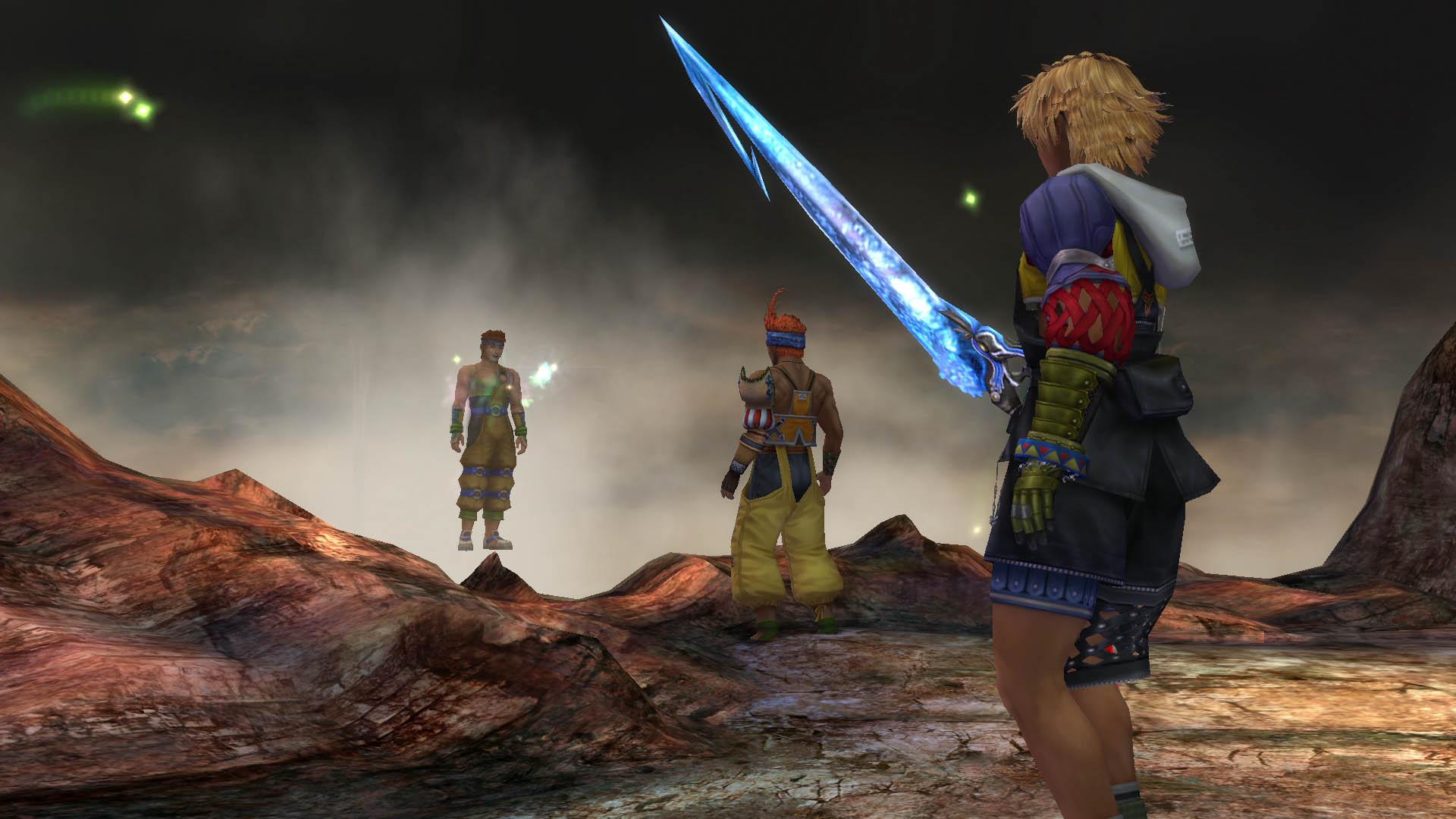 Brotherhood Final Fantasy