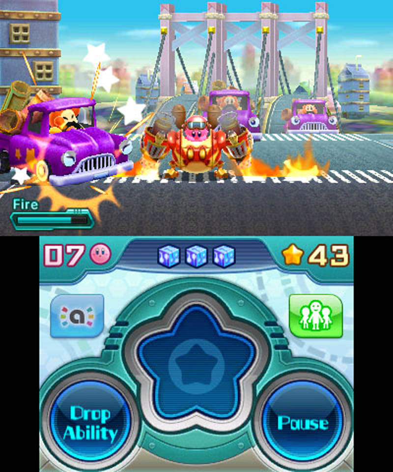 Kirby Planet Robobot screen (5)