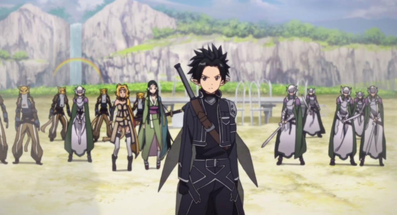 Sword Art Online Part III