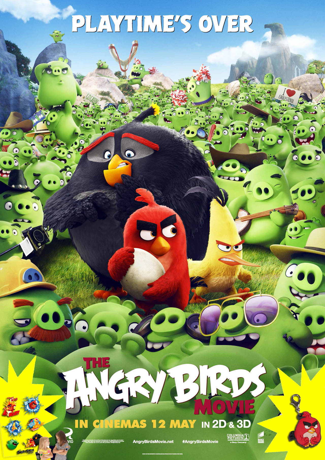 Angry Birds Promo