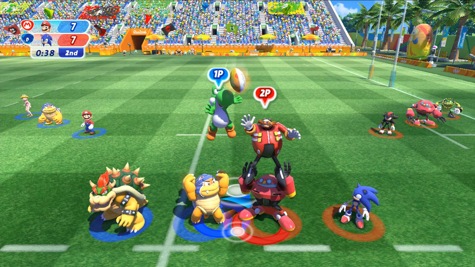 Mario & Sonic at the Rio 2016 Olympic Games™ Screenshot (1)