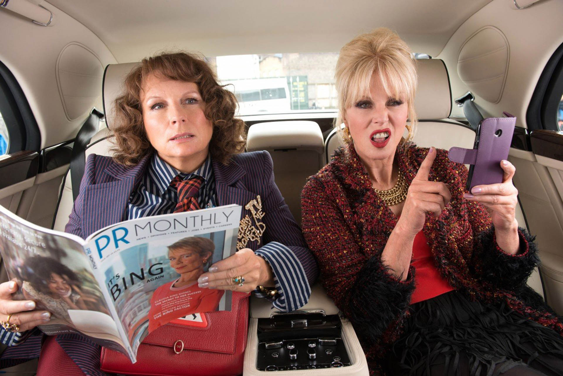 Absolutely Fabulous The Movie - 2016