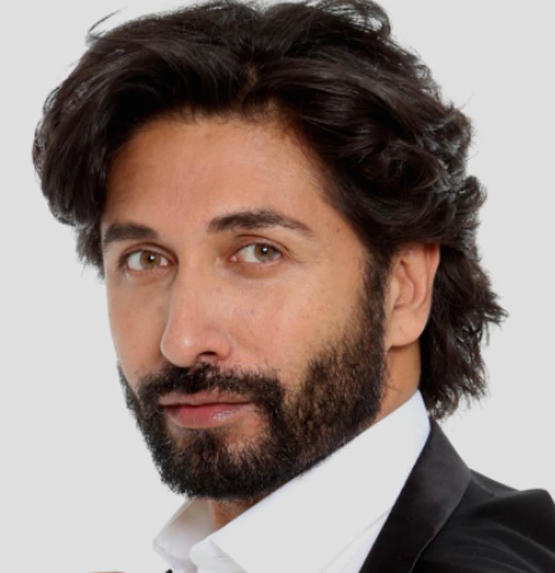 Colin Mathura-Jeffree stars as Sanj Patel