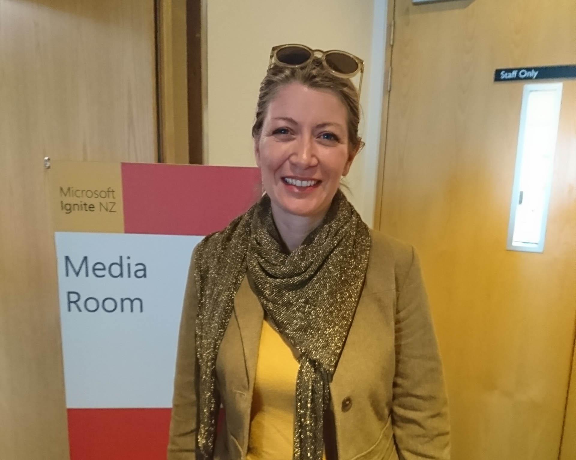 Melanie Langlotz - GEO AR Games Co-Founder