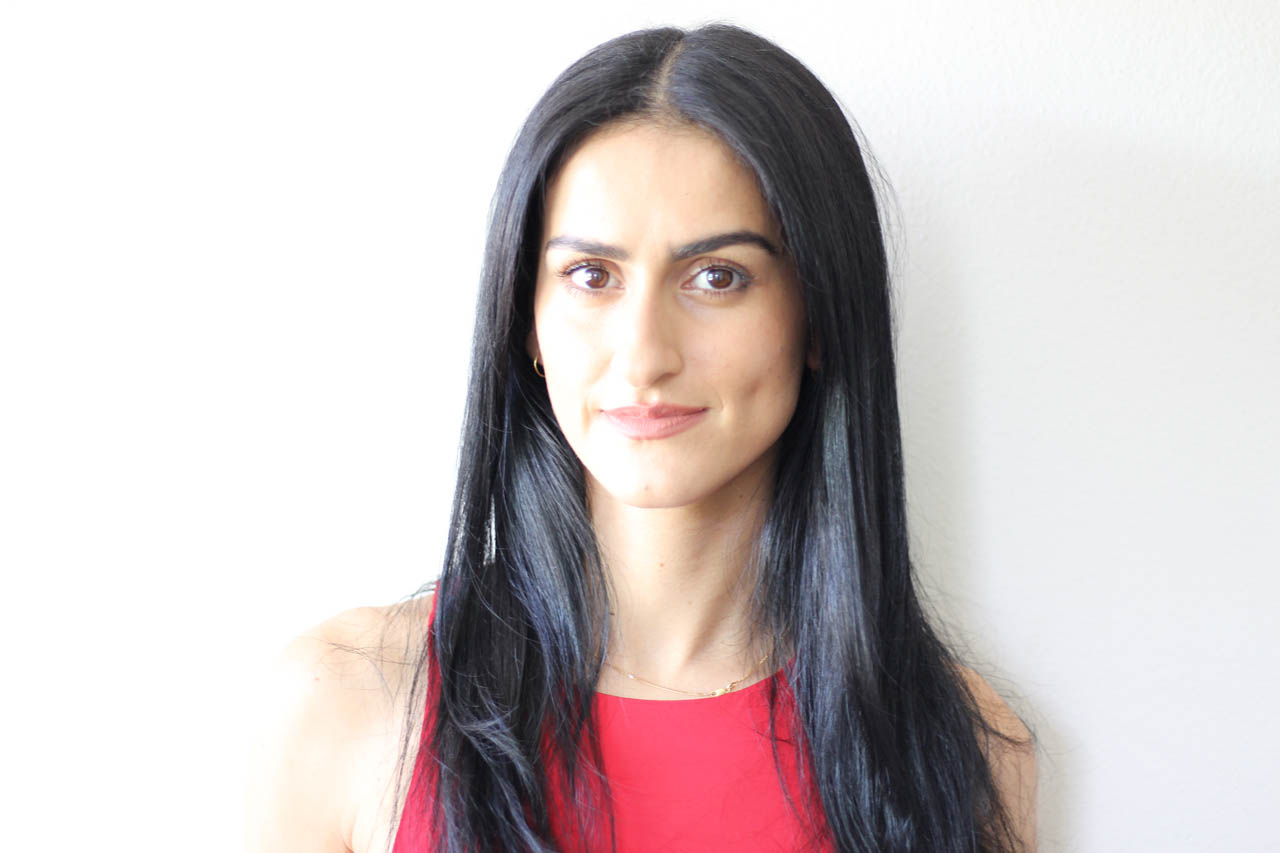 Negin Allahverdi-Gorji stars as Lakshmi Patel