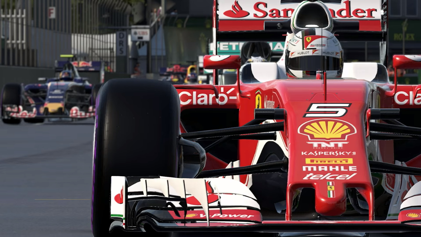 Were halfway through the summer break with the f1 season scheduled to resume in about 10 days
