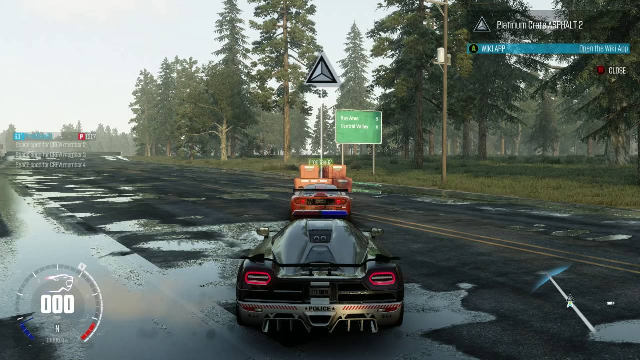 The Crew: Calling All Units (PlayStation 4) Review – STG