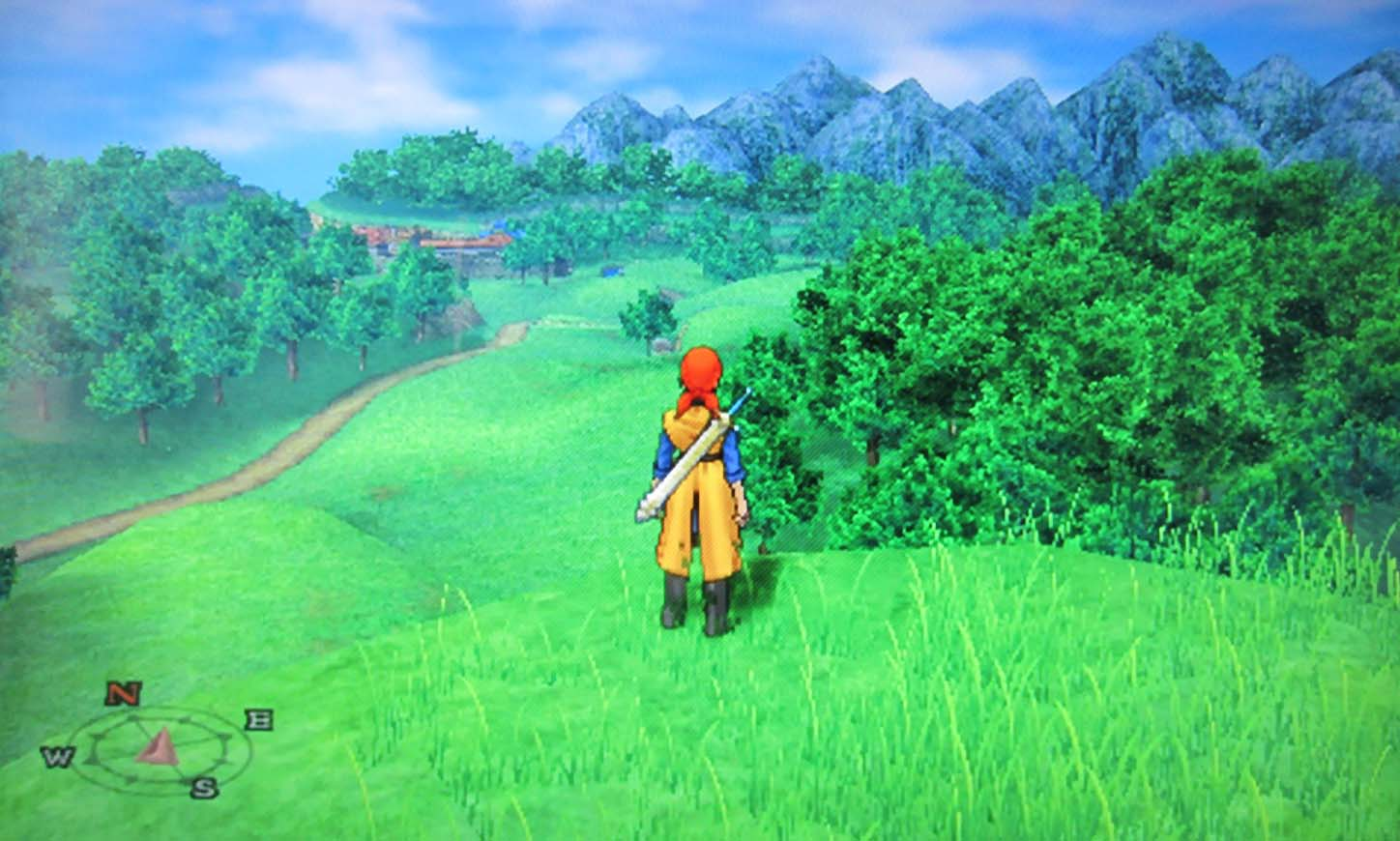 BEGIN THE YEAR BY SAVING THE WORLD IN DRAGON QUEST VIII JOURNEY OF THE CURSE