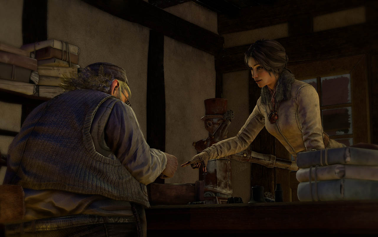 Syberia 3 Announced for Nintendo Switch – STG