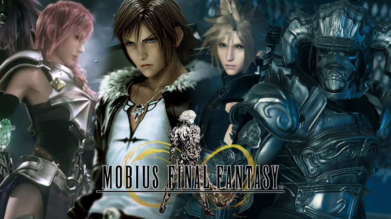 Mobius is Coming to Final Fantasy! - STG