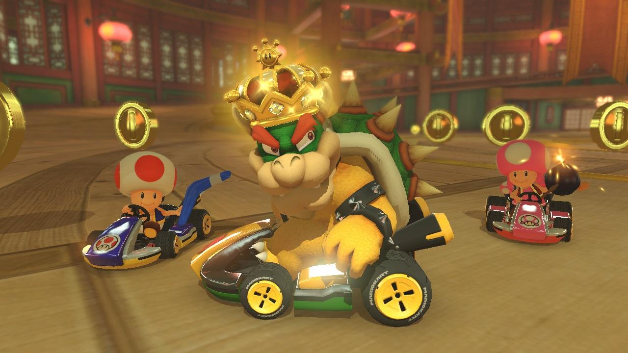 Mario Kart  Deluxe Car Parts