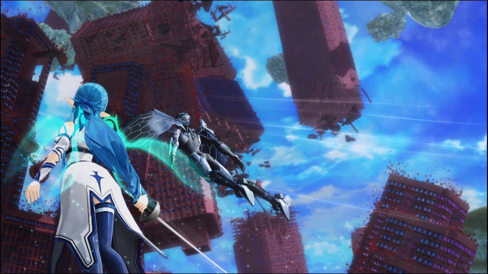 Accel World vs  Sword Art Online (PlayStation 4) Review – STG