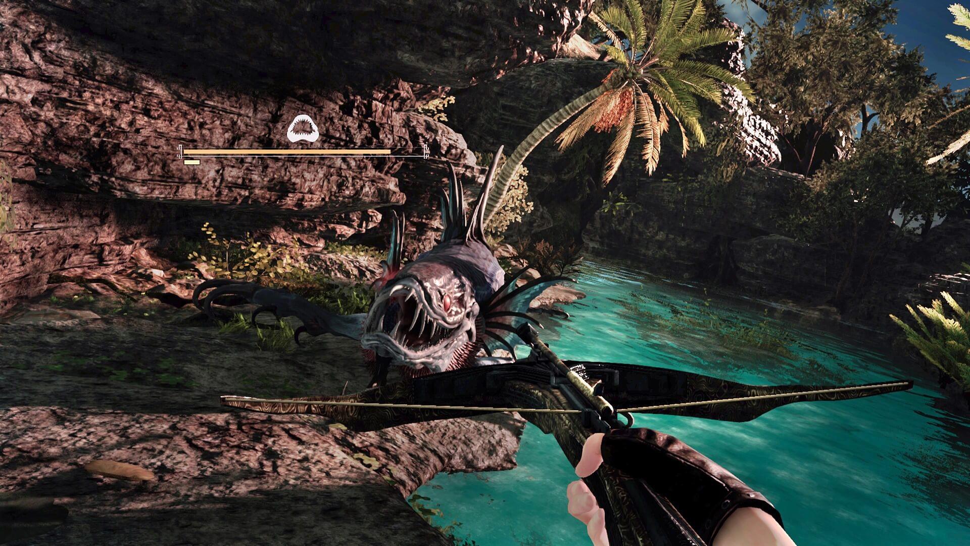 Final Fantasy XV: Monsters of the Deep (PSVR) Review – STG