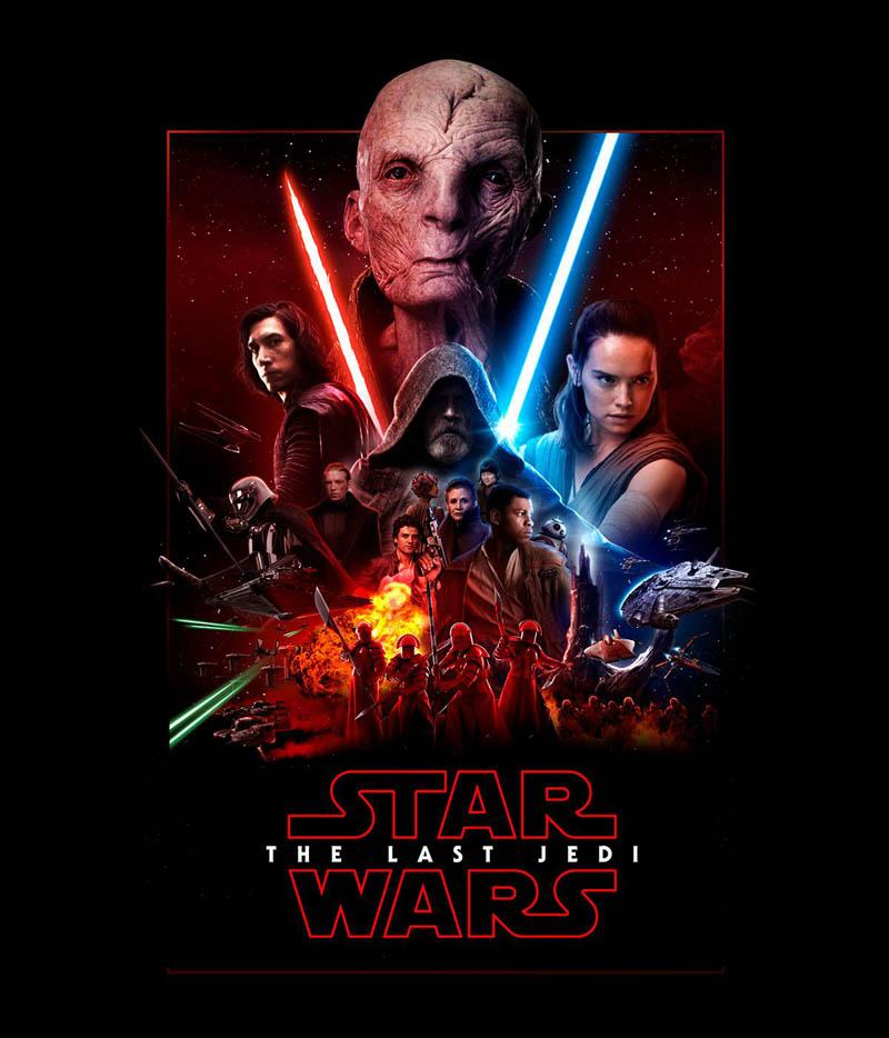 Libro star wars 8