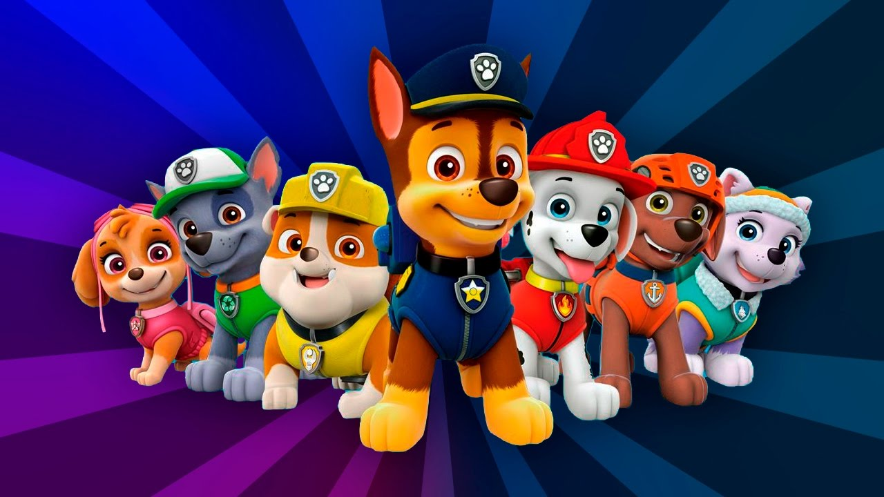 Join The Paw Patrol Stg