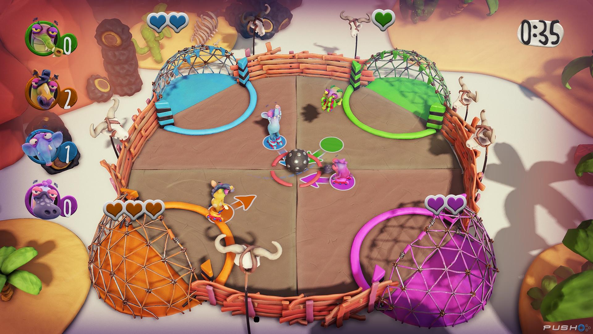 Frantics (PlayStation 4) Review – STG