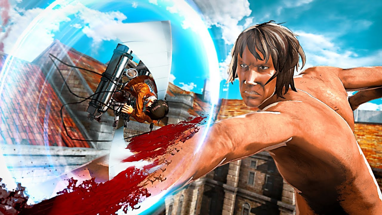 Attack on Titan 2 (Xbox One) Review – STG