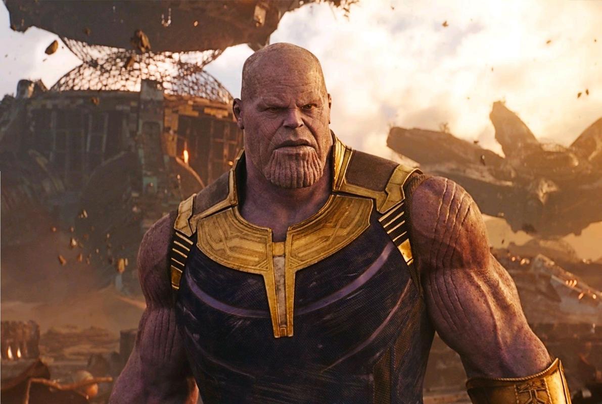 Avengers: Infinity War (Disney | Marvel – 2018) Review – STG