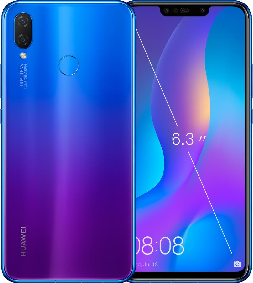 Huawei nova 3i Review – STG