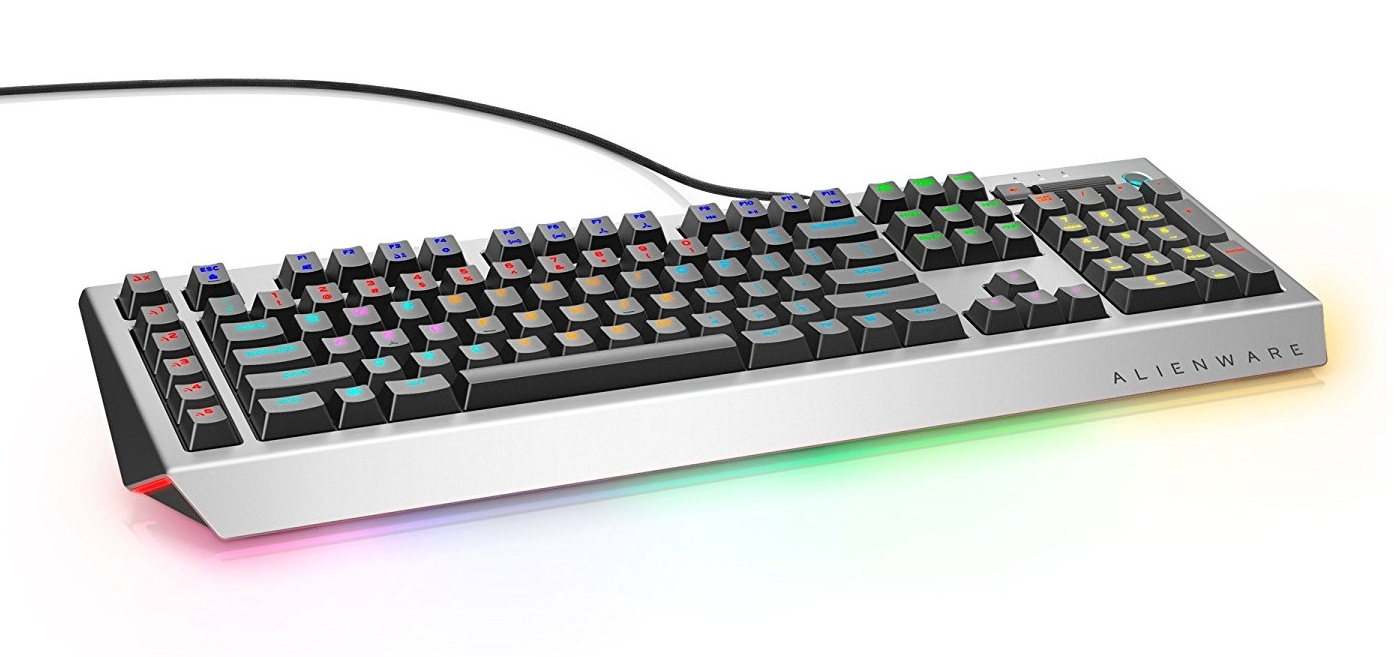 Alienware Pro Gaming Keyboard (AW768) Review – STG