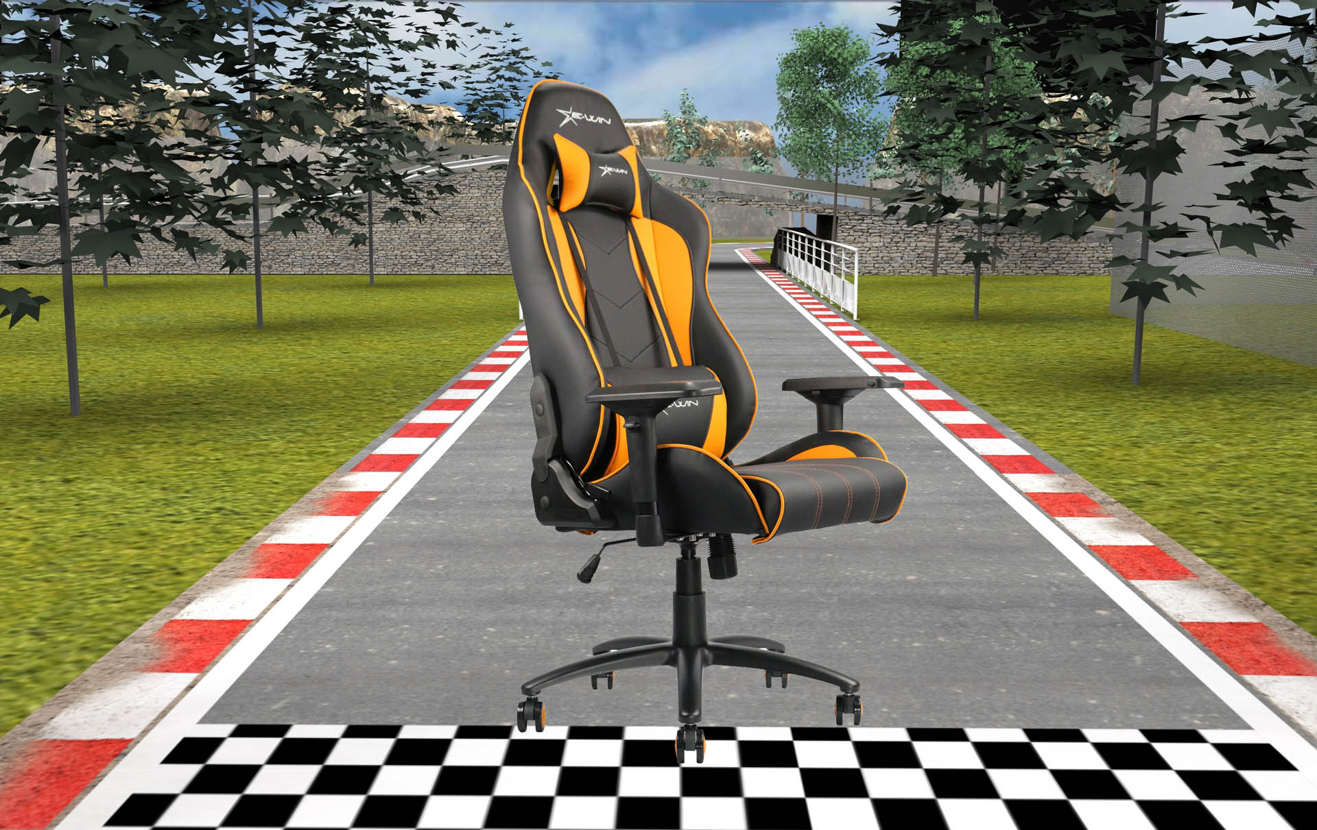EWIN Champion Racing Chair