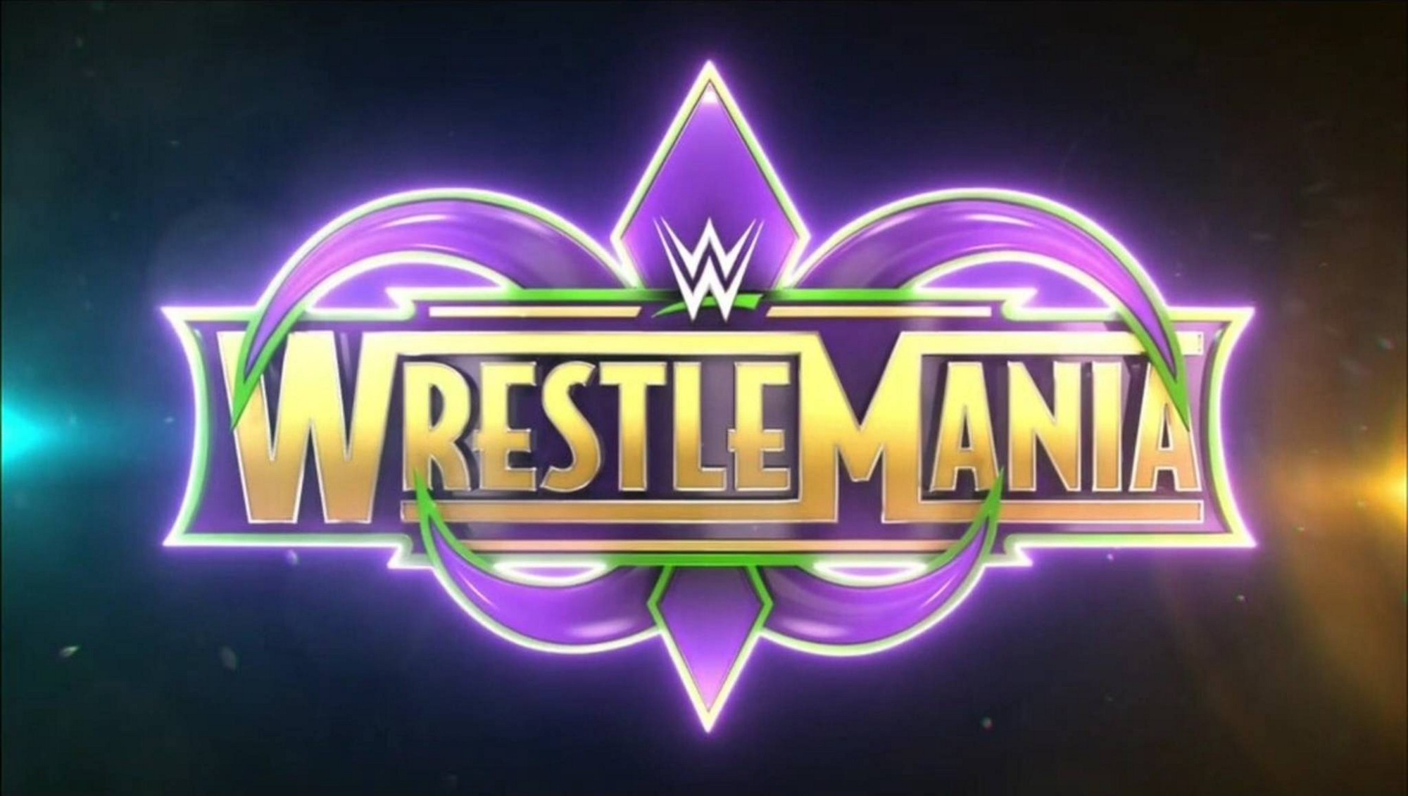 Wrestlemania 34 WWE