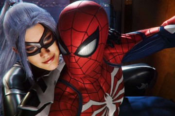 SpiderMan PS4 The Heist